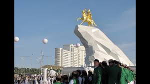 presidential playground ashgabat the marble city cnn style