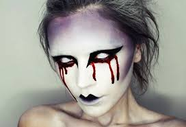 face makeup for halloween missydoll cat halloween makeup 30