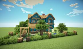 Blueprints To Build A House by Victorian House In A Different Colour Minecraft Project