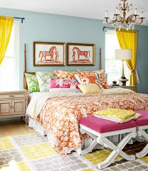 Best Bedroom Colors Ideas For Colorful Bedrooms - Colorful bedroom design ideas