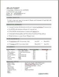 Sample Lawyer Resumes by Examples Of Excellent Resumes Acting Resume Example Examples Of
