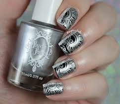 silver nail collection