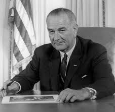 Image of Pres. Lyndon B. Johnson