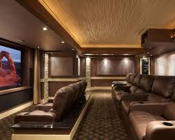 Home Theater Design Pictures 35 Modern Media Room Designs That Will Blow You Away