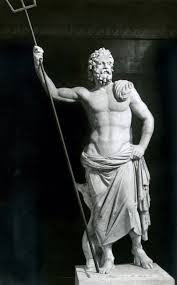 Marble Aesthetic Poseidon Marble Statue From Melos 2nd Century Bce In The