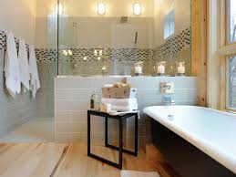 japanese style bathrooms pictures ideas tips from hgtv black and white bathroom with pops yellow