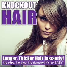 Human Hair Glue In Extensions by Fits Like A Halo Hair Extensions 16