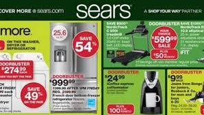 washer dryer deals black friday sears black friday deals 2016 u2013 full ad scan the gazette review