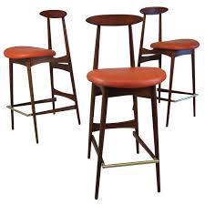 kitchen accessories danish modern bar stool mid century bar