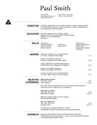 Job Resume Format Free Download  job resume template word free     Template net