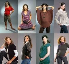 Moda Gestante 2012 – Fotos e Tendências