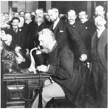 Graham Bell (Telefonun mucidi)