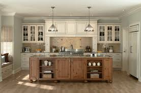 Old Wooden Kitchen Cabinets Furniture Mesmerizing Bertch Cabinets With Recessed Lighting And
