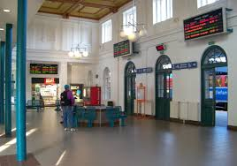 Děčín hlavní nádraží