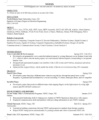 Relevant Coursework In A Resume FAMU Online