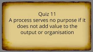 iso 9001 2015 consulting training and auditing true false quiz