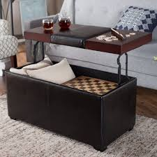Large Storage Ottoman Coffee Table by Coffee Table Awesome Ottoman Coffee Table With Storage Ottoman