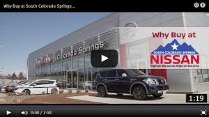 nissan finance selling car south colorado springs nissan new u0026 used nissan vehicles