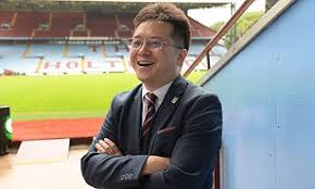 pros and cons of dating apps  dating site for hispanic professionals anthony montgomery dating Aston Villa have a new owner  Dr Tony Xia completes takeover after purchasing Championship club from Randy Lerner