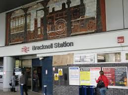 Bracknell railway station