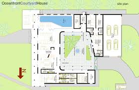courtyard homes house plans home decor with trends best of unique