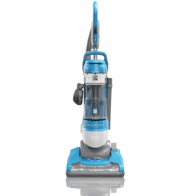 Progressive Pet-Friendly Bagless Floor & Carpet Vacuum DU3002