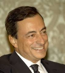 Mario Draghi tiene el  aval de Francia para presidir el BCE