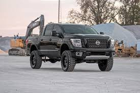 nissan titan quick lift rancho country 6in nissan suspension lift kit 2017 titan 4wd