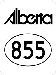 Alberta Highway 855