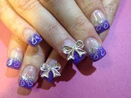 bow nail designs pccala nail art nails designs in design style