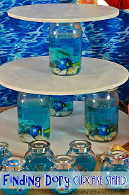Finding Nemo Centerpieces by Finding Dory Party Ideas