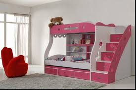 Double Bed For Girls by Double Deck Bed For Girls House Trend Design