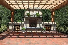 30 vintage patio designs with bricks pergolas patios and bricks