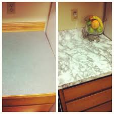 how to cover old ugly counters for cheap youtube