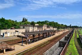 Szczecin Dąbie railway station