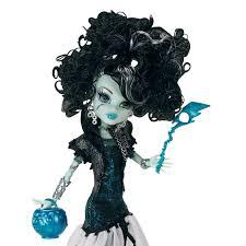 monster high ghouls rule dolls frankie stein halloween costume