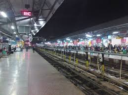 Ranchi Junction railway station