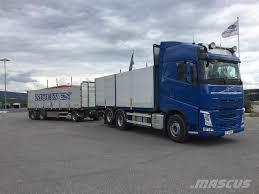 2009 volvo truck used volvo fh 540 6x2 planbil med henger 2009 tyllis flatbed