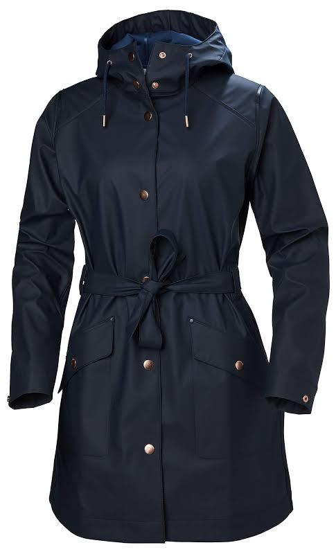 Helly Hansen Kirkwall II Raincoat 53252 Navy XL