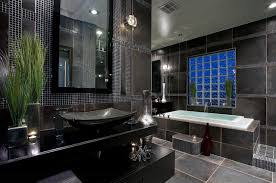 photos hgtv contemporary gray bathroom with herringbone floor tile
