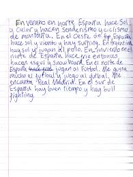 images about Spanish Writing on Pinterest   Spanish