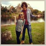 Nice Photos: G Hannelius And Blake Michael At Animal Kingdom