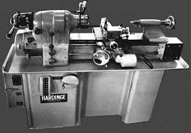 early hardinge hlv lathe