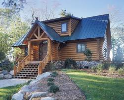 norway knight log home floor plan by hiawatha log home