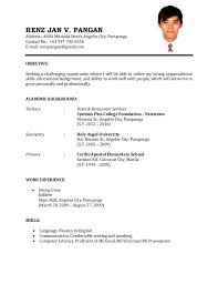 Examples For A Resume by Example For Resume Cashier Combination Resume Sample Cashier