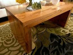 build a coffee table hgtv
