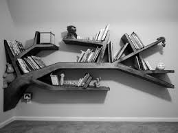 furniture 15 creative and clever tree branch bookshelf ideas