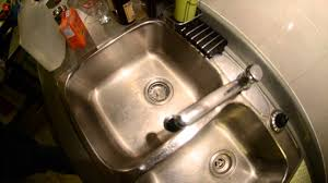 How To Get Rid Of Kitchen Sink Odor Get Rid Of Sink Stink The Rivestaurant Youtube