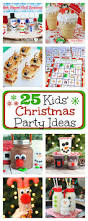 25 kids u0027 christmas party ideas holidays room mom and parties