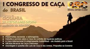 Clube de caça promove primeiro Congresso no Brasil - ANDA ...